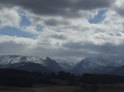 Cairn Gorm Mountain and Aviemore