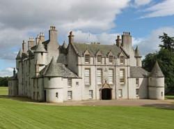 Leith-Hall and Garden