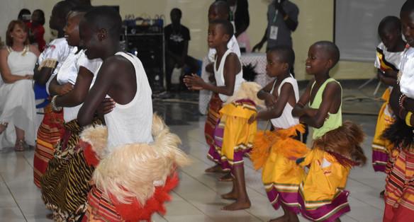 Mulia Kids DANCING Kiganda Dance