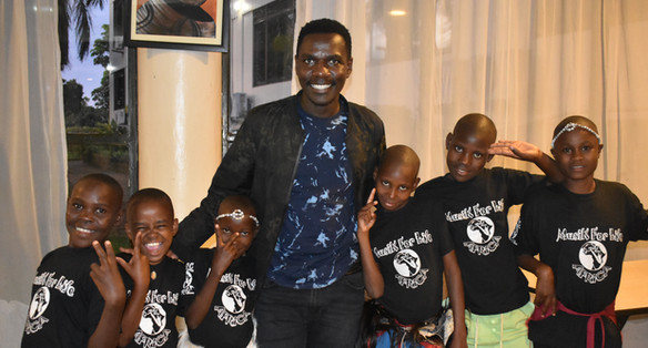 Kenneth Mugabi Guest Artist 2019 Edition