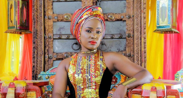 Naira Ali Ugandan Artist was one of the Guest ARTISTS