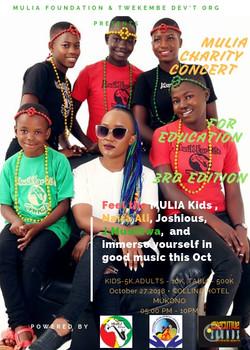 Twekembe Mulia poster 2018