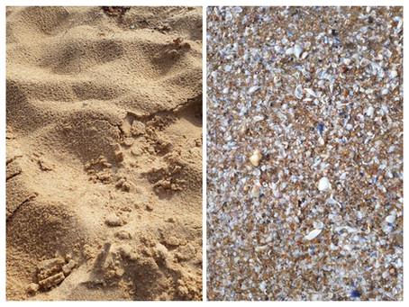 Le sable