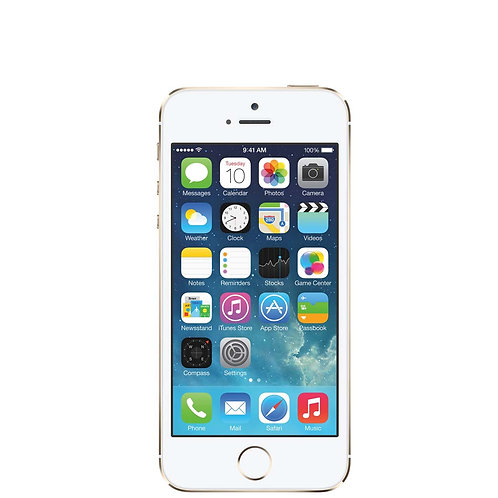 IPHONE 5S 16gb  Gold (золотой)