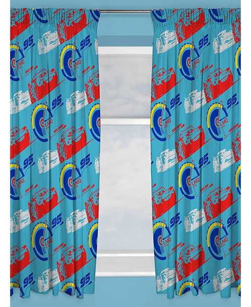 Amazing Disney Cars 3 Lightning Curtains