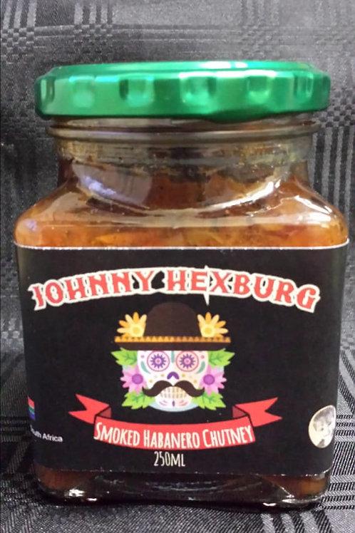 Smoked Habanero Chutney