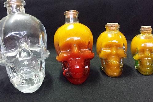 Skulls (different sizes)