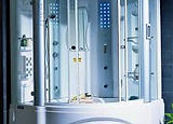 ремонт ванной с душевой кабиной