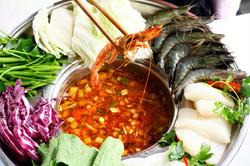 Hot Pot - Seafood