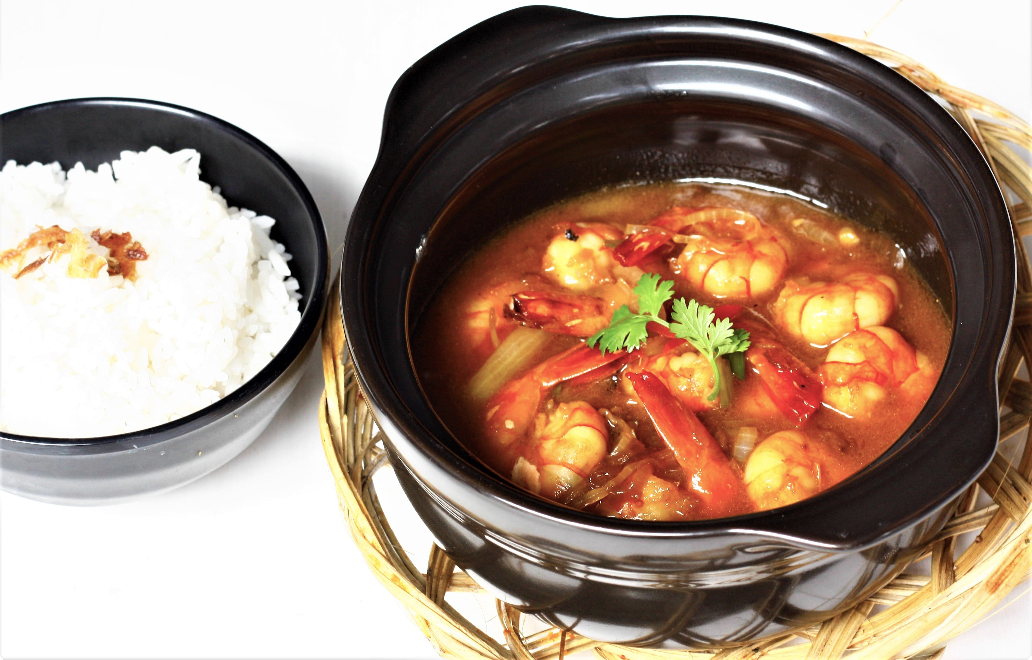 ClayPot - Shrimp