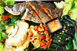 Mix Platters - Seafood & Meat