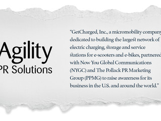 From the Media: Agility PR Solutions