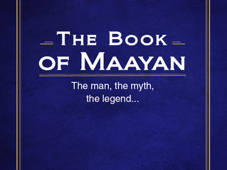 The Book of Maayan. The man, the myth, the legend...