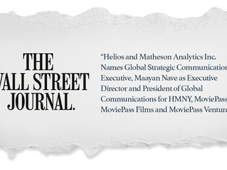 From the Media: The Wall Street Journal