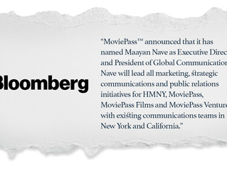 From the media: Bloomberg