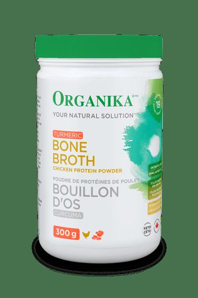 Chicken Bone Broth Protein Powder – Turmeric & Black Pepper 300g