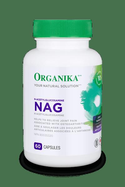 NAG (N-Acetyl Glucosamine) 500mg 60 cap