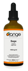 Sage Tincture 100ml