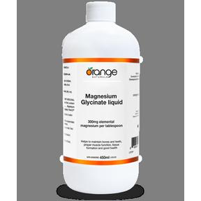 Magnesium Glycinate Liquid 450ml