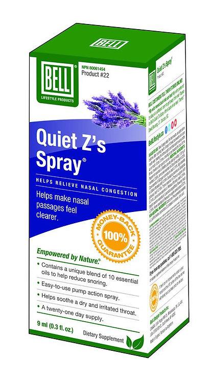 Quiet Z's Spray® 9 mL
