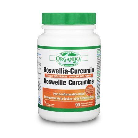 Boswellia-Curcumin Complex 90 caps