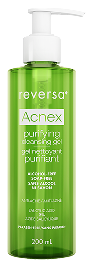 REVERSA Acnex Purifying Cleansing Gel 200mL