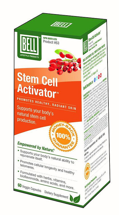 Stem Cell Activator 706 mg x 60 Capsules