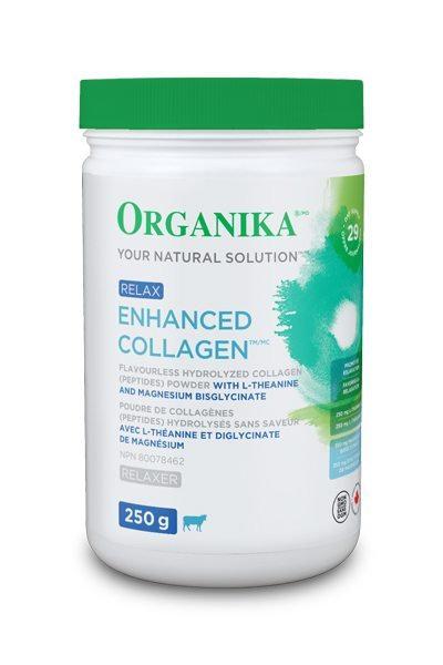 Enhanced Collagen Relax 8.6g x 10 sachets