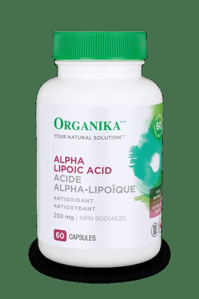 Alpha Lipoic Acid 250mg 60caps