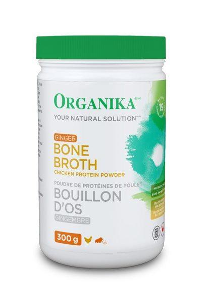 Chicken Bone Broth Protein Powder – Ginger 300g