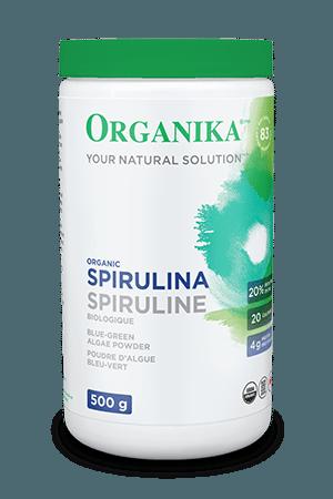Spirulina Powder 500g - Certified Organic