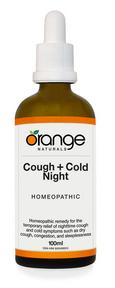 Cough+Cold Night Tincture 100ml