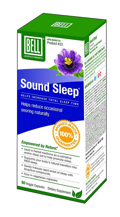 Sound Sleep® 750mg x 60 Capsules