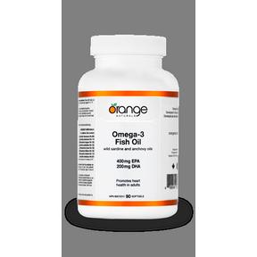 Omega-3 Fish Oil 90 caps