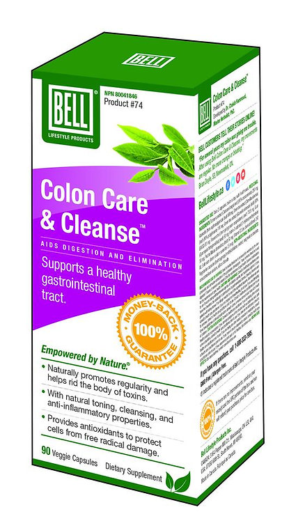 Colon Care & Cleanse 780 mg x 90 capsules