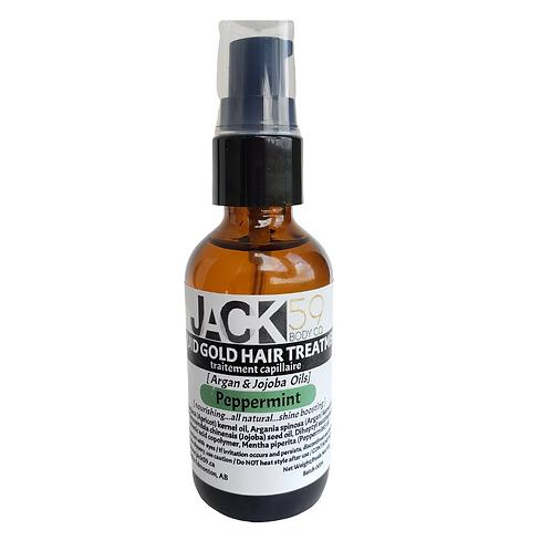 Liquid Gold Hair Oil Treatment