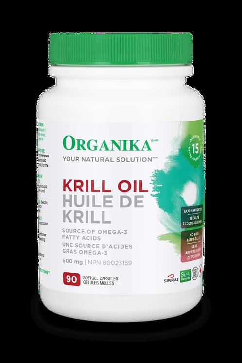 Krill Oil 500mg 90 caps