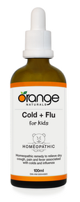 Remedy K1 (Cold+Flu) Tincture for kids 100ml