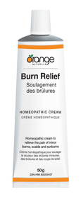 Burn Relief cream 50g
