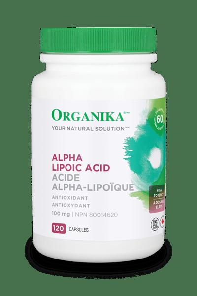 Alpha Lipoic Acid 250mg 120caps