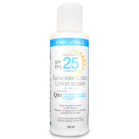 Coenzyme Q10 Sunscreen Lotion 125ml