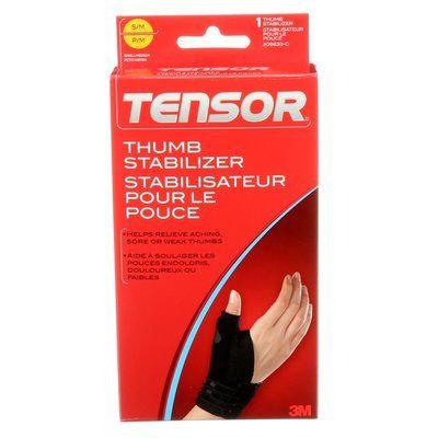 Tensor Thumb Stabilizing Brace
