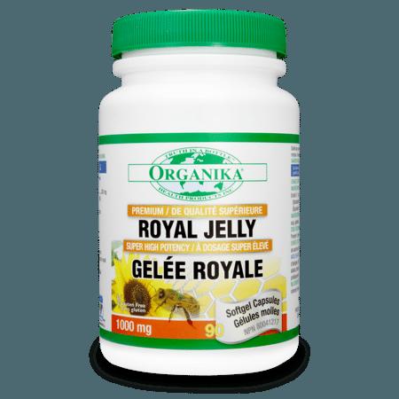 Premium Royal Jelly 1000mg 90 caps