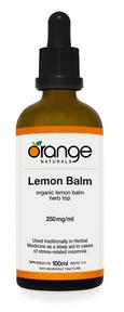 Lemon Balm Tincture 100ml