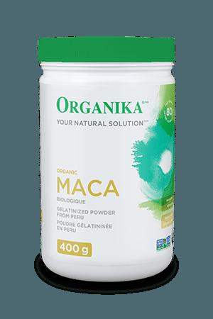Maca (certified organic gelatinized) 400g