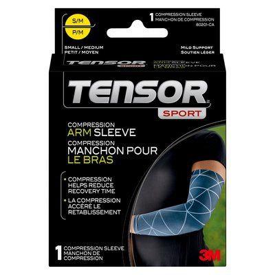 Tensor Sport Compression Arm Sleeve