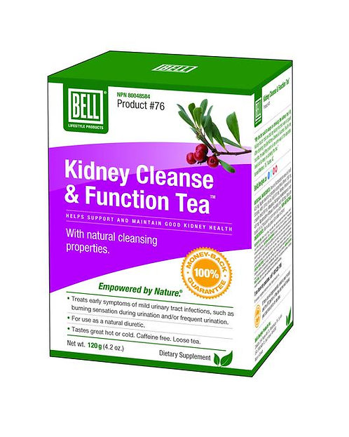 Kidney Cleanse & Function Tea 120 grams/loose tea