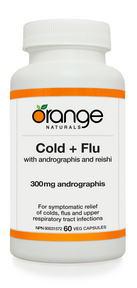 Cold+Flu with andrographis 60 caps