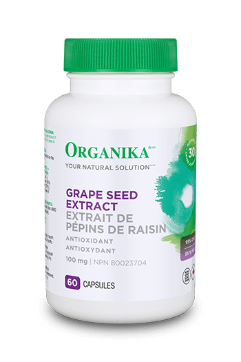 Grape Seed Extract 100mg 60 caps