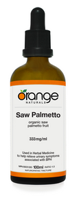 Saw Palmetto Tincture 100ml